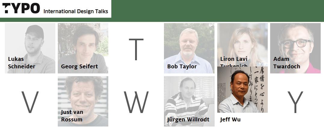 文鼎科技將出席Typo Berlin 2017,並發表專題演講
